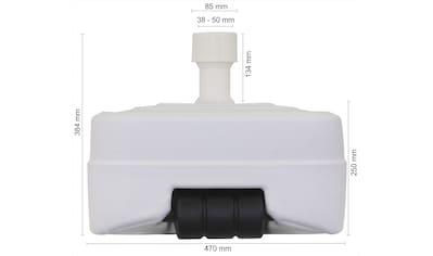 SCHNEIDER SCHIRME Kunststoffschirmständer für Stöcke Ø 38 - 50 mm kaufen