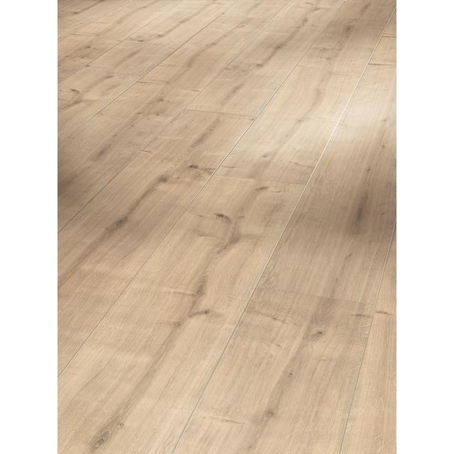PARADOR Laminat »Classic 1050 - Eiche geschliffen«, 1285 x 194 mm, Stärke: 8 mm