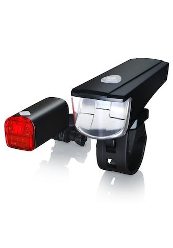 Aplic StVZO zugelassenes LED Fahrradlampen Set kaufen