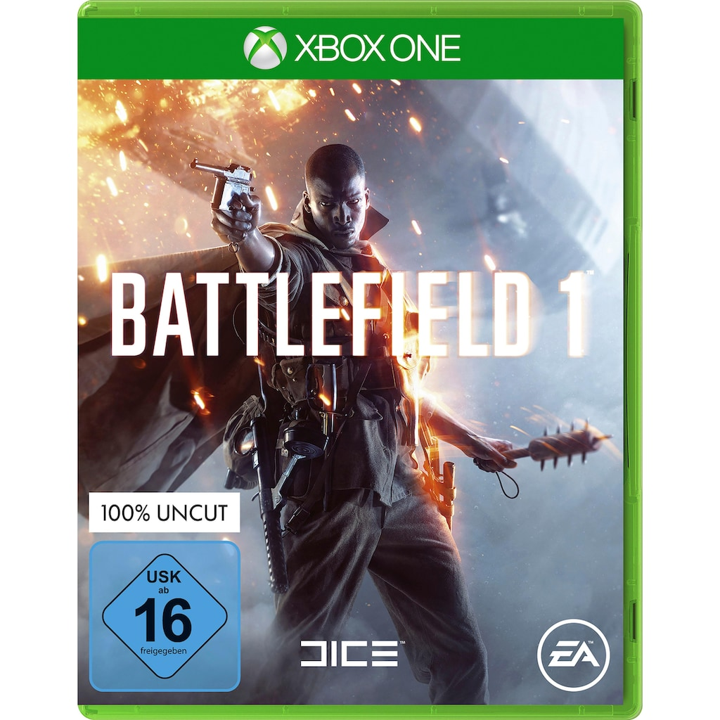 Electronic Arts Spiel »Battlefield 1«, Xbox One, Software Pyramide