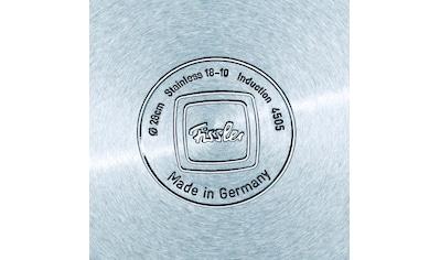 Fissler Bratentopf »Bratentopf bonn«, Edelstahl 18/10, (2 tlg.),... kaufen
