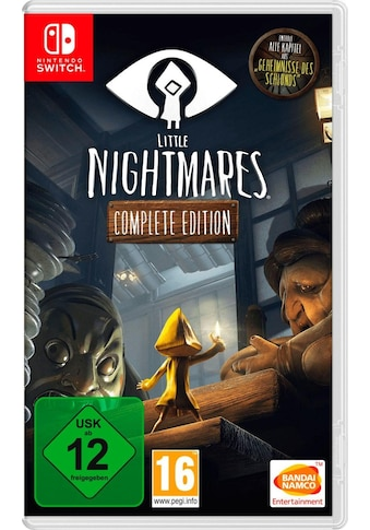 LITTLE NIGHTMARES COMPLETE EDITION Nintendo Switch kaufen