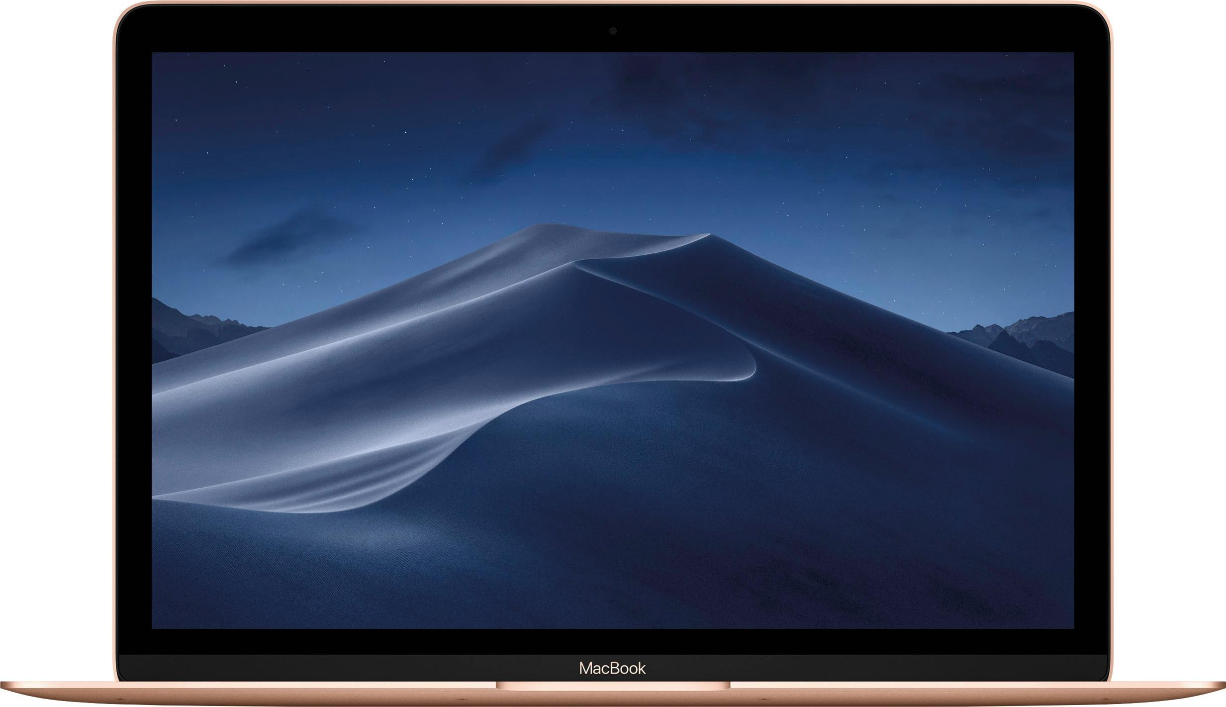 Apple MacBook 12´´ Notebook (30,5 cm / 12 Zoll, Intel, Core m3, 256 GB SSD)