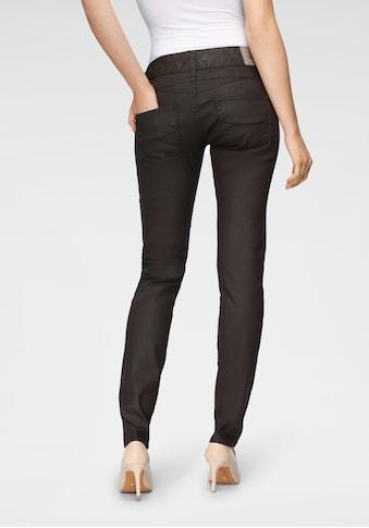Herrlicher Slim-fit-Jeans »GILA SLIM COATED«, in Lederoptik kaufen
