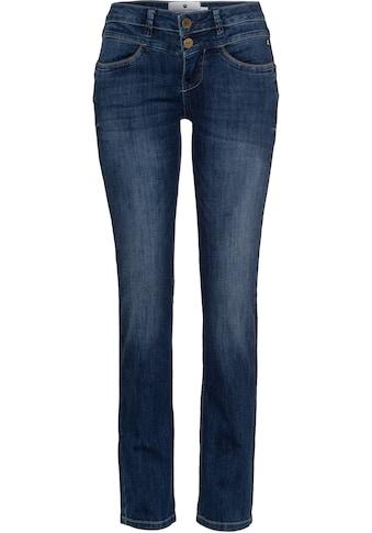 Freeman T. Porter Gerade Jeans, mit leichter Waschung kaufen