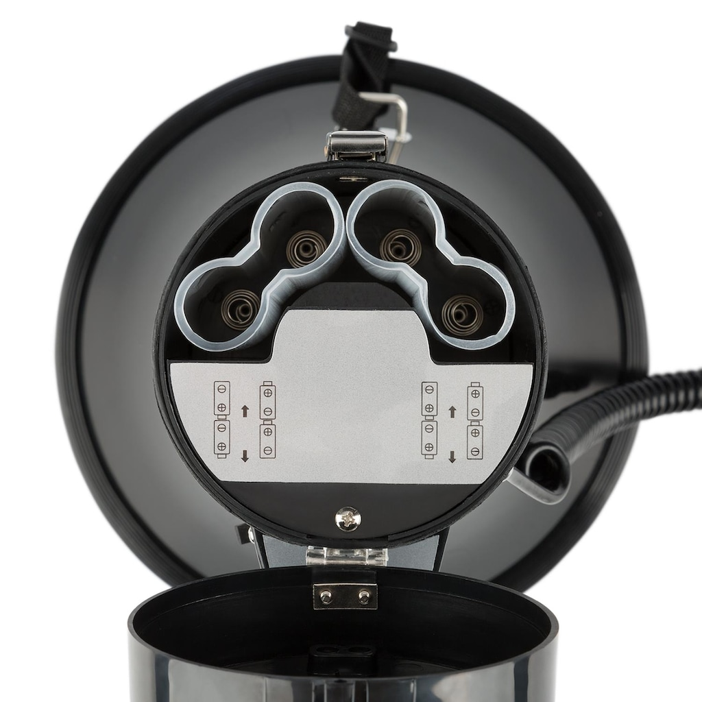 Auna MEGA080USB Megaphon MP3-Player 80W 700m USB-Rec wasserfest