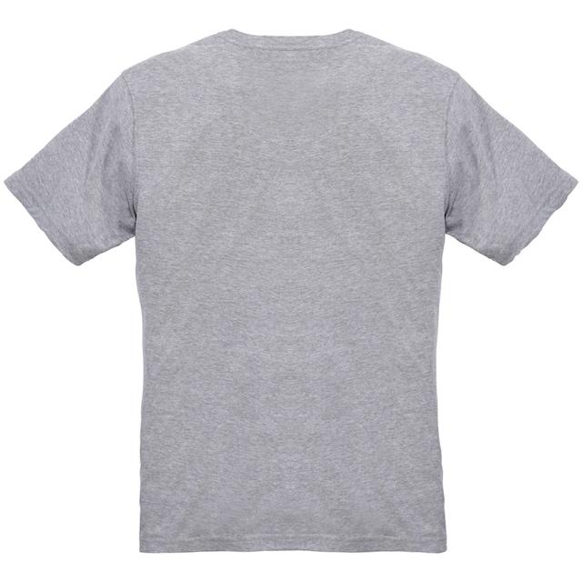 CARHARTT T-Shirt »LOGO GRAPHIC S/S«, HEATHER GREY, Damen