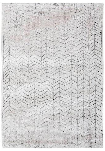 louis de poortere Teppich »JACOB'S LADDER«, rechteckig, 3 mm Höhe, Flachgewebe,... kaufen