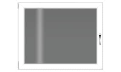 RORO Türen & Fenster Kellerfenster, BxH: 80x60 cm, ohne Griff kaufen