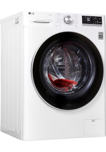 LG Waschmaschine »F4WV508S1«, F4WV508S1, 4 Jahre Garantie inklusive kaufen