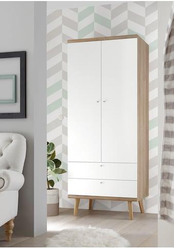 andas Kleiderschrank »MERLE«, im skandinavischen Design kaufen