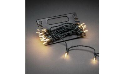 KONSTSMIDE LED Dekolicht, Warmweiß, Minilichterkette, mit Aufroller kaufen