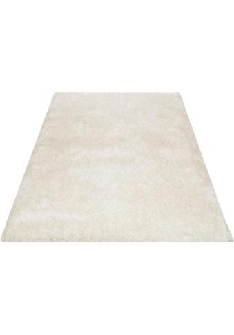 Hochflor - Teppich, »Shiny Touch«, Wecon home, rechteckig, Höhe 70 mm, maschinell gewebt kaufen