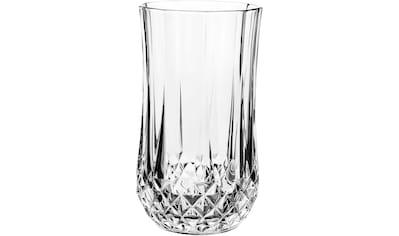 ECLAT Longdrinkglas »Longchamp«, (Set, 6 tlg.), 6-teilig, 360 ml kaufen