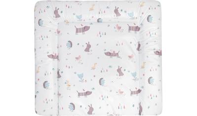 Julius Zöllner Wickelauflage »Softy - Crazy Animals«, Made in Germany kaufen