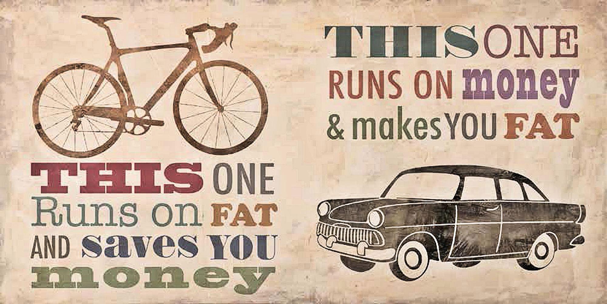 home affaire deco panel skip teller bikes vs car