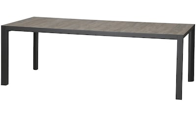 SIENA GARDEN Gartentisch »Silva«, Aluminium, 220x100 cm kaufen