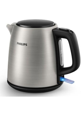 Philips Wasserkocher, Daily Collection HD9348/10, 1 Liter, 2000 Watt kaufen