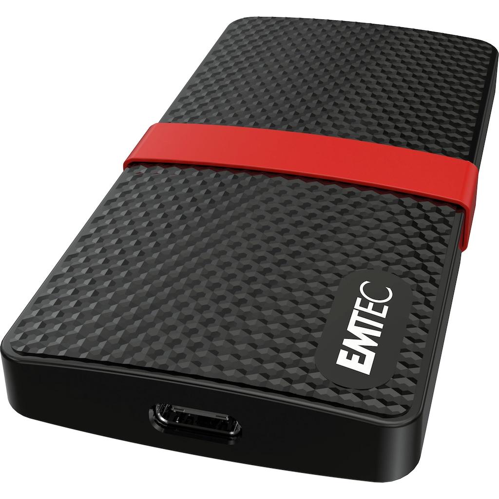EMTEC externe SSD »X200 Portable SSD«
