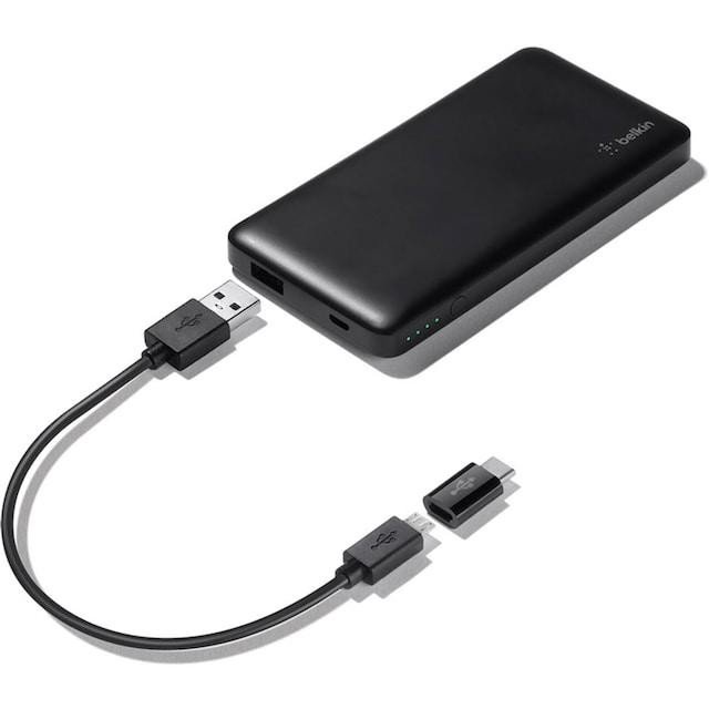 Belkin Lader »Power 5K Akkupack incl. Micro-USB/USB-C Adapter«