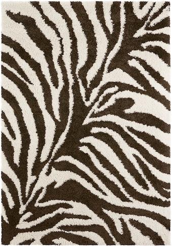 MINT RUGS Hochflor-Teppich »Desert«, rechteckig, 35 mm Höhe, besonders weich durch... kaufen
