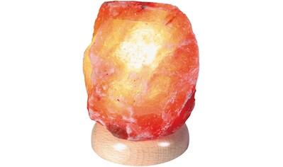 näve Salzkristall - Tischlampe »MINI Salzstein« kaufen