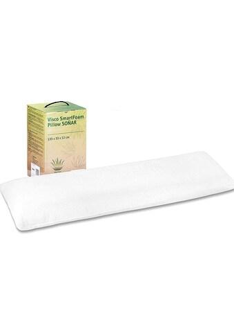 Third of Life Seitenschläferkissen »SONAR«, (1 tlg.), Kopfkissen mit Aloe Vera für Zwei kaufen