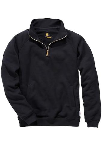 Carhartt Sweatshirt »Quarter Zip Mock« kaufen