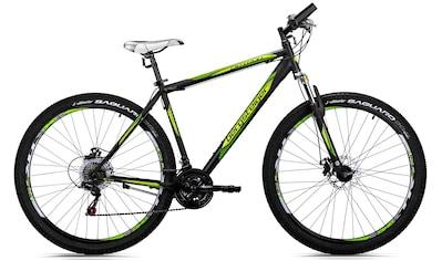 bergsteiger Mountainbike »Detroit«, 21 Gang, Shimano, Tourney RD-TZ50 Schaltwerk, Kettenschaltung kaufen