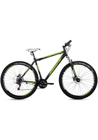 bergsteiger Mountainbike »Detroit«, 21 Gang, Shimano, Tourney RD-TZ50 Schaltwerk,... kaufen