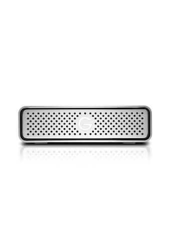 G-Technology externe HDD-Festplatte »Übertragungsgeschwindigkeit: bis zu 195MB/s«,... kaufen