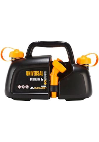 UNIVERSAL Kombi - Kanister »00057 - 76«, 3+1,5 Liter kaufen