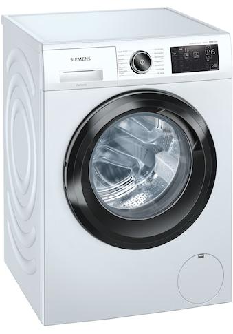 SIEMENS Waschmaschine »WM14URECO«, iQ500, WM14URECO, 9 kg, 1400 U/min kaufen