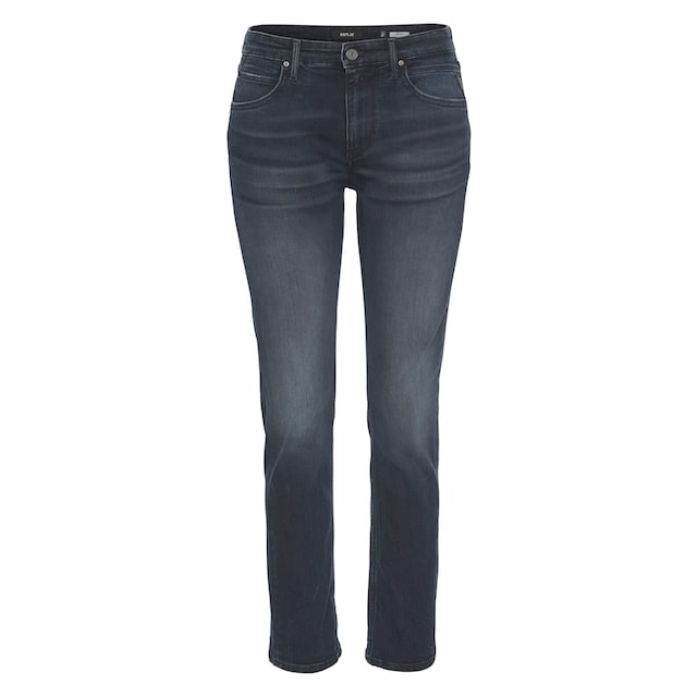Replay Straight-Jeans »JACKSY LASERBLAST«