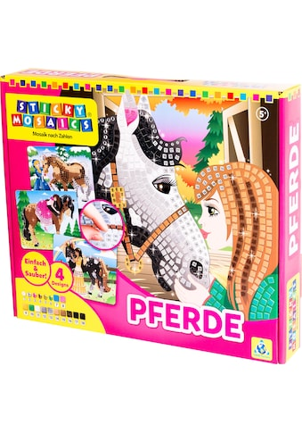 Sticky Mosaics Kreativset »Pferde« kaufen
