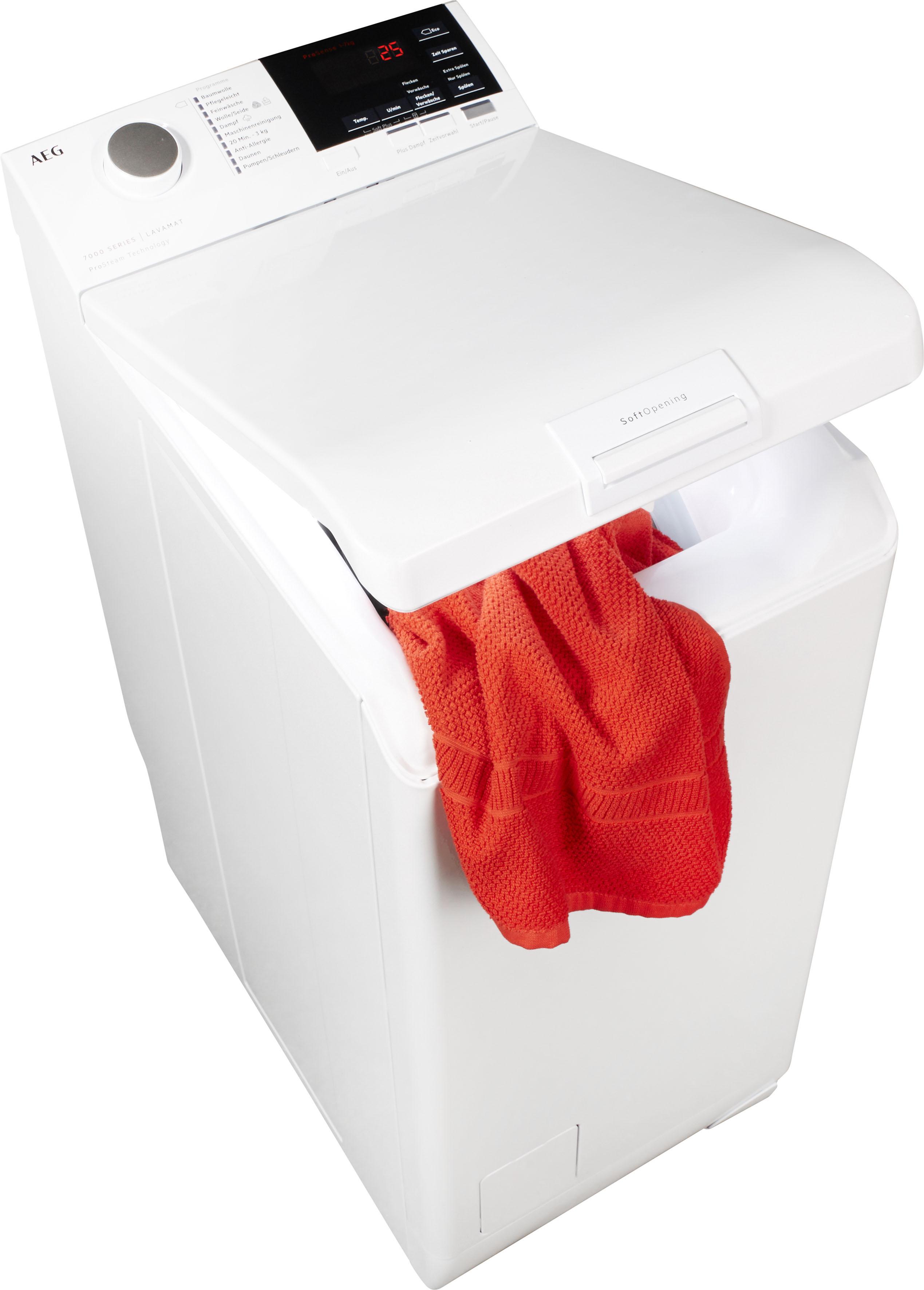 AEG Waschmaschine Toplader Serie 7000 L7TB27TL | Bad > Waschmaschinen und Trockner > Toplader | AEG