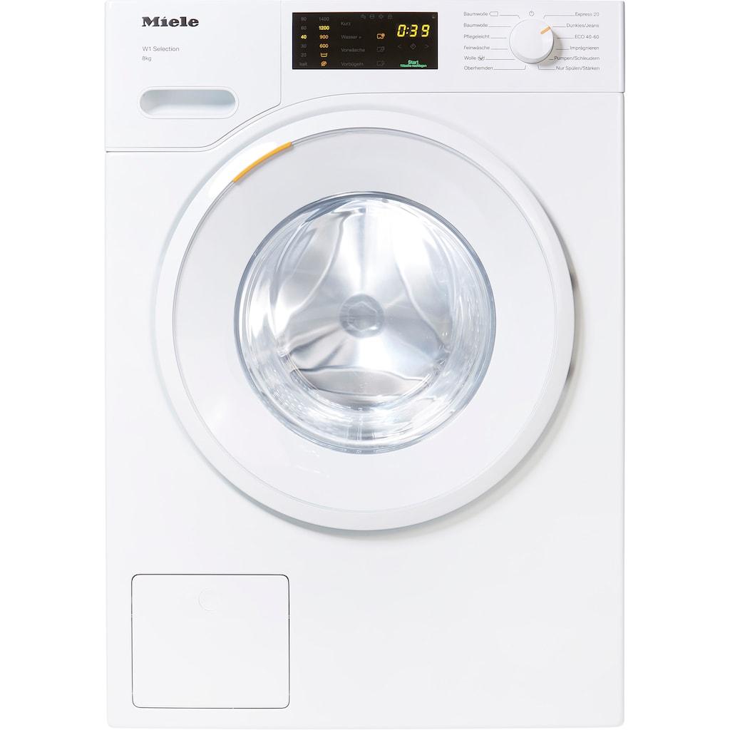 Miele Waschmaschine »WSD123WCS D LW«, WSD123 WCS 8kg