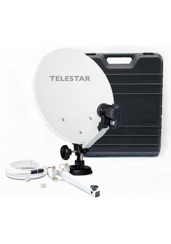 TELESTAR Parabolantenne, Sat - Spiegel »Camping Sat - Anlage im Koffer« kaufen