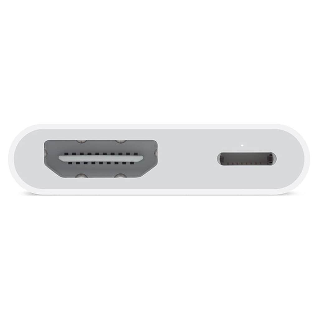 Apple Lightning Digital AV »Adapter«