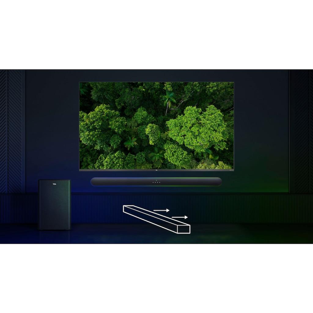 TCL Soundbar »TS6110«, mit drahtlosen Subwoofern