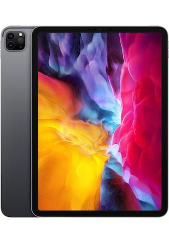 Apple »iPad Pro 11.0 (2020)  -  1 TG WiFi« Tablet (11'', 1024 GB, iPadOS) kaufen