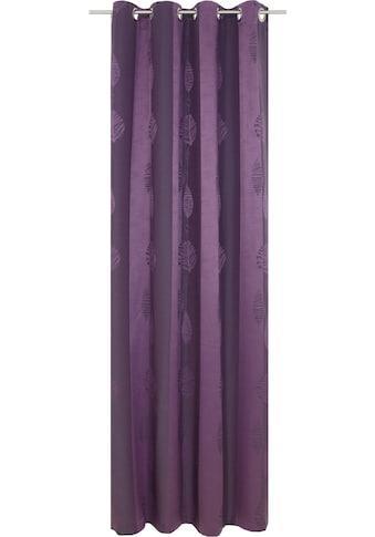 Vorhang, »ILSENBURG«, Wirth, Ösen 1 Stück kaufen