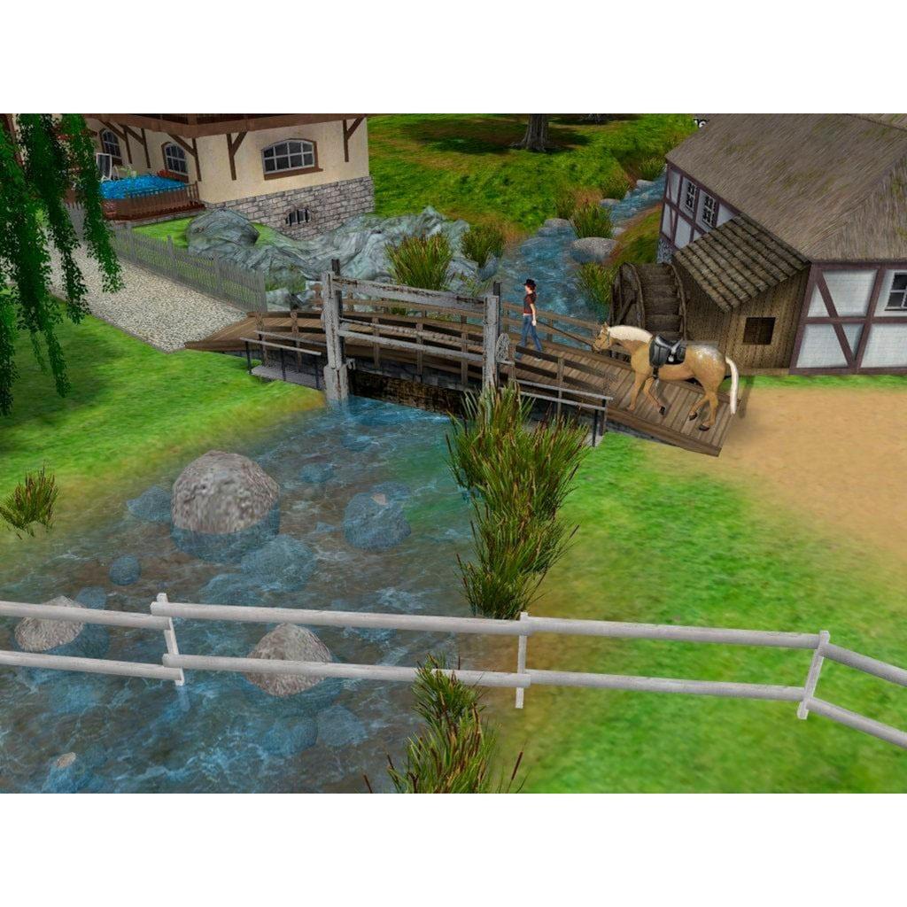 Treva Spiel »Mein Gestüt 3D - Ein Leben Für Die Pferde«, Nintendo 3DS, Software Pyramide