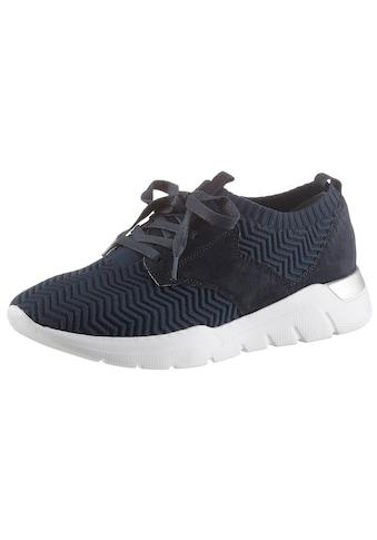Jana Slip-On Sneaker, mit aufgesetzter Schnürung kaufen