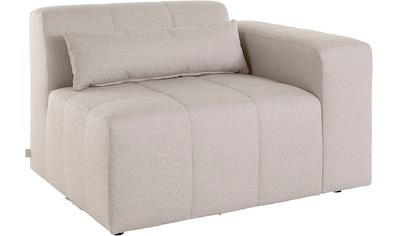 LeGer Home by Lena Gercke Sofaelement »Maileen«, Modul Sessel mit Armlehne,... kaufen
