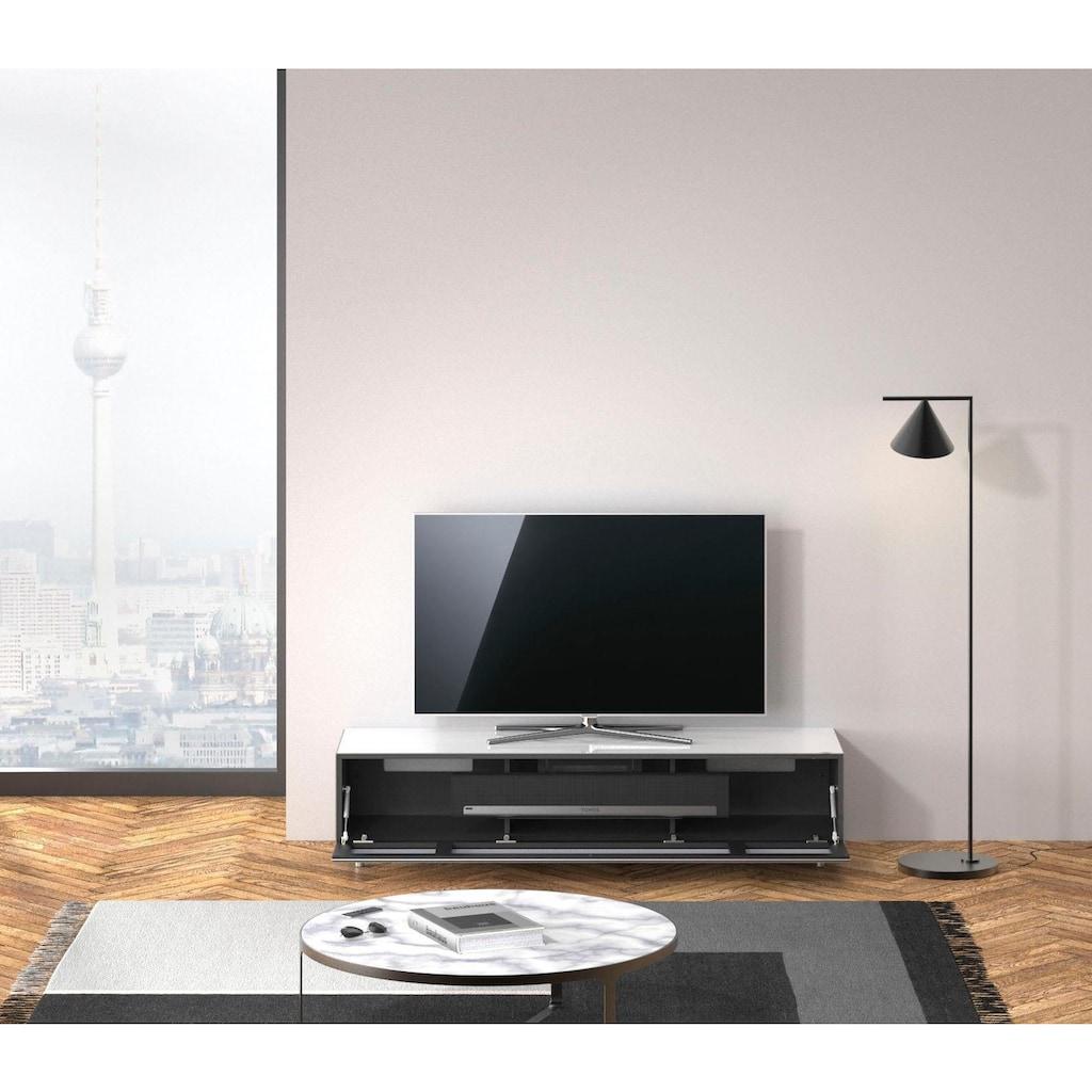 JUST by Spectral Lowboard, JRL 1654T, Breite 165 cm, wahlweise mit Basis- oder TV-Paket, mit Akustikspannstoff