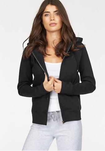 Fruit of the Loom Kapuzensweatshirt »Lady - Fit Premium hooded Sweat Jacket« kaufen