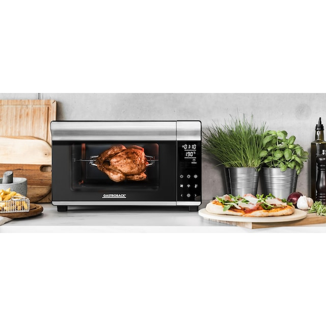 Gastroback, Minibackofen »Bake & Grill Design Bistro 42814«