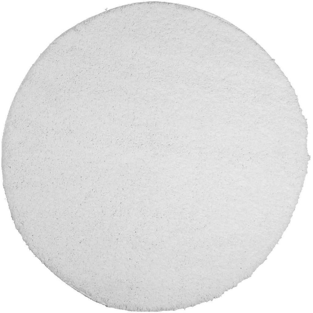 Carpet City Hochflor-Teppich »Shaggi uni 500«, rechteckig, 30 mm Höhe