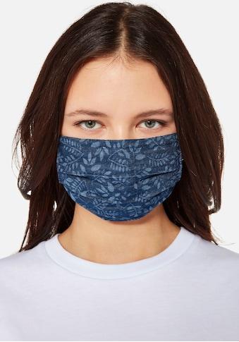 Mavi Mund-Nasen-Maske, mit stylischen Muster kaufen